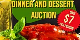 Spaghetti Dinner and Dessert Auction – Fundraiser for the North and South Esk Regional High School We School and Rotary Interact Club