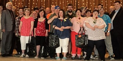 New Brunswick Chapter of Special Olympics Canada – Miramichi Region's 3rd Annual Spring Tea and Fashion Show