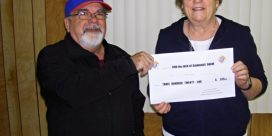 """Knights of Columbus # 8381 – Father Michael Eagan Council Nelson Miramichi Announces First Winner of the """"Find the Jack of Diamonds"""""""
