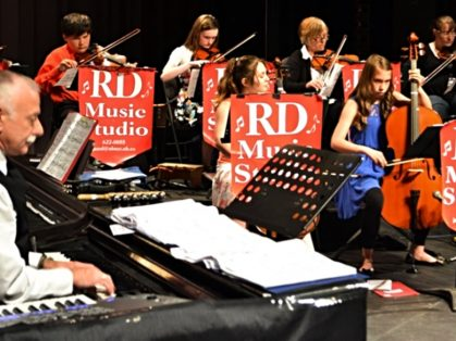 8th Annual Performance of Ronald Doiron Music Studio