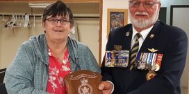 Northumberland Kent Legionnaire of the Year Announced