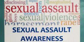 Miramichi Sexual Assault Awareness Walk