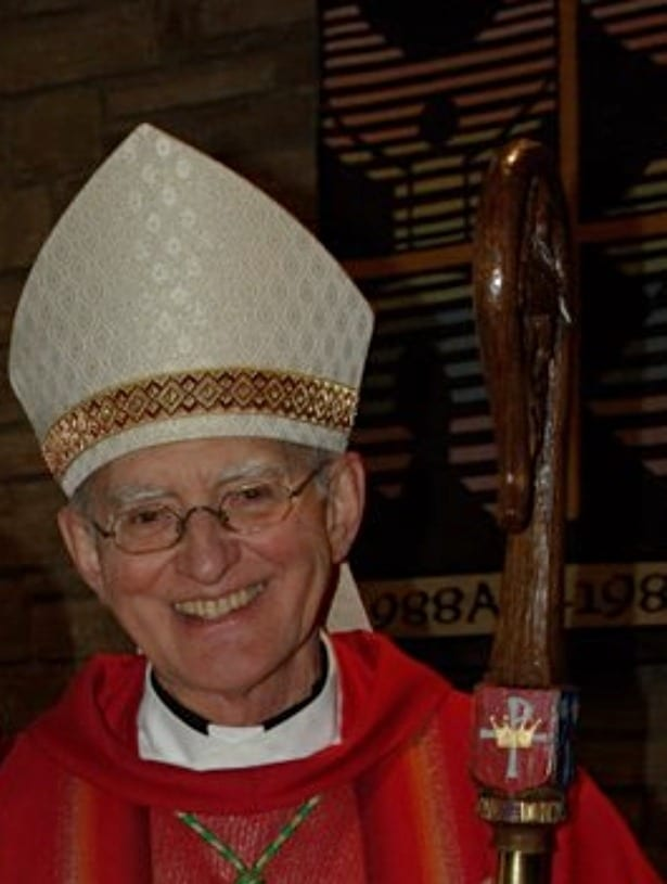 Most Reverend Bishop Robert Harris, D.D. 50th Anniversary of Ordination to the Priesthood