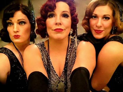 """The BETTYs"": Live and In Concert from Toronto at the James M. Hill Memorial High School Theatre"