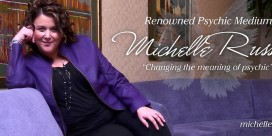 Psychic Medium Michelle Russell coming to Boiestown