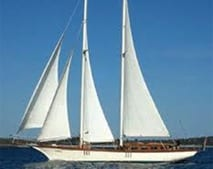 Sorca, 67 feet,  Home Port: Lunenburg, NS