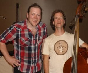 Miramichi Folklore Park in Renous presents Jens Jeppesen and Joel Leblanc