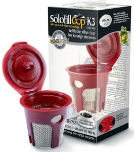 The Solofill Cup is available at Newcastle Home Hardware.