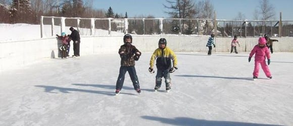 Blackville Outdoor Rink