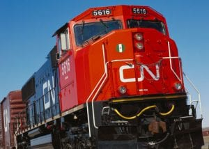 Freight rail is a critical mode of transportation for industries in northern New Brunswick