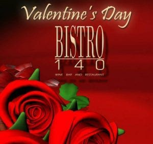 Bistro 140 is located at 295 Pleasant Street on the Town Square.