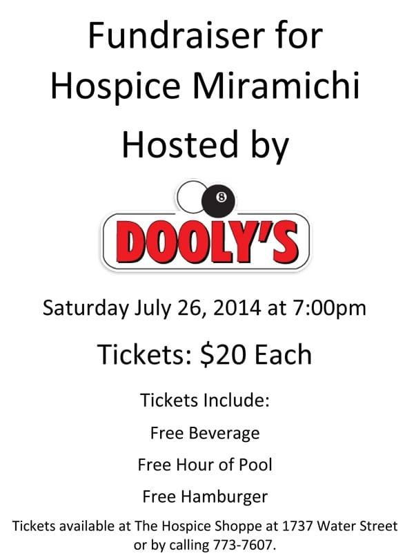Dooly`s-Fundraiser