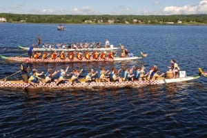 The 4th Annual Miramichi Dragon Boat Festival happens August 16th, 2014.