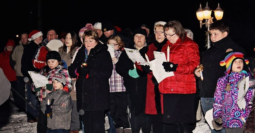 Annual Christmas Candlelight Parade