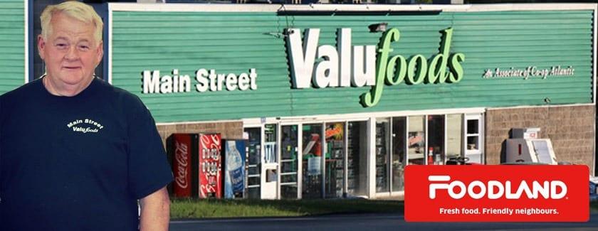 Blackville's Main Street ValuFoods Becoming Foodland