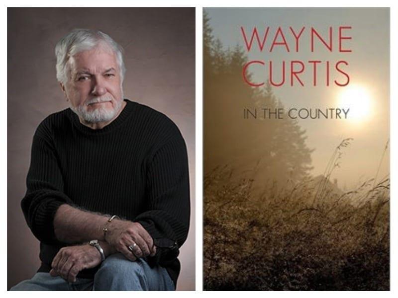 Wayne Curtis Book Signing in Miramichi