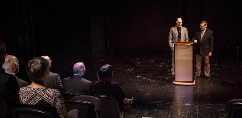 Two New Brunswick Theatre Companies Announce Historic Partnership
