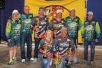 Miramichi Striper Cup winning team was One Last Cast - Rene Leblanc, Benoit Hebert, Sandy Hebert and Glen Boudreau