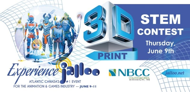 Jalloo – Festival of Animation and Games June 9-11th