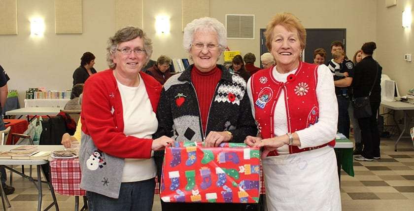 The Blackville Women's Institute Active in the Community for 85 Years