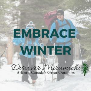 Winter on the Miramichi