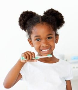Fluoride and Your Child