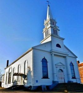 Saint James and Saint John United Church, Newcastle