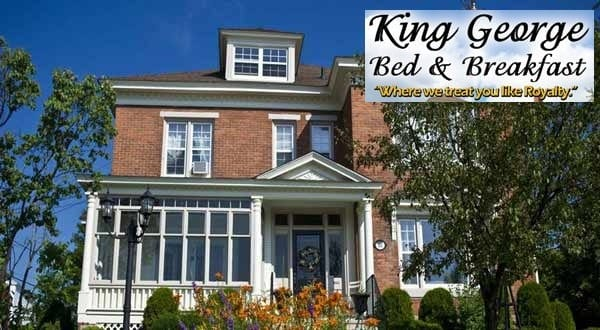 Introducing King George Bed & Breakfast in A Taste of Miramichi