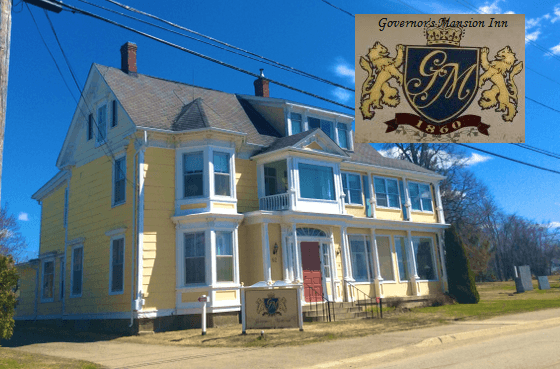 Introducing The Governor's Mansion Inn in A Taste of Miramichi
