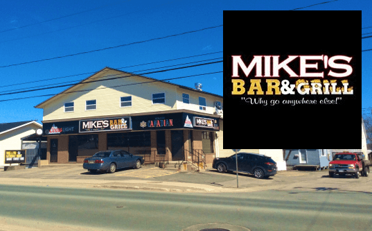 Introducing Mike's Bar & Grill in A Taste of Miramichi