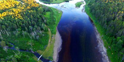 Brad Burns – Miramichi Salmon Blog Update