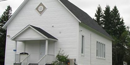 The Historical Society of Church River Spring Social at the Burnt Church – New Jersey Seniors Hall