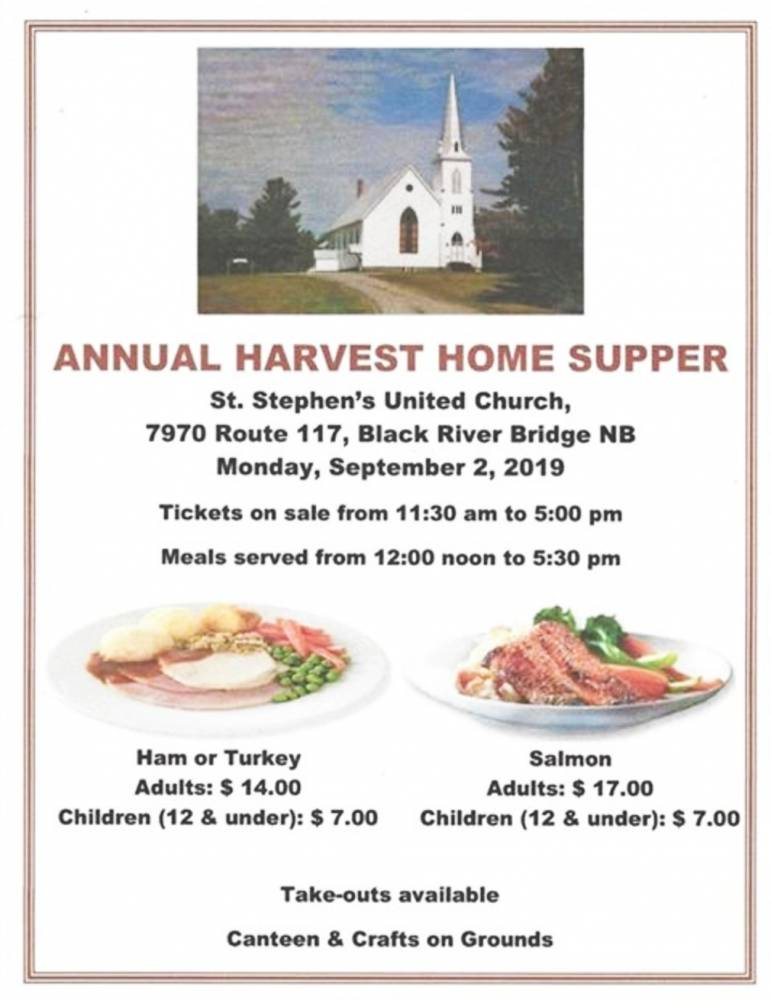 This image has an empty alt attribute; its file name is Annual-Harvest-Home-Supper-Poster-2019.jpg
