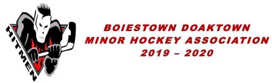 2019 -2020 Boiestown – Doaktown Minor Hockey Association