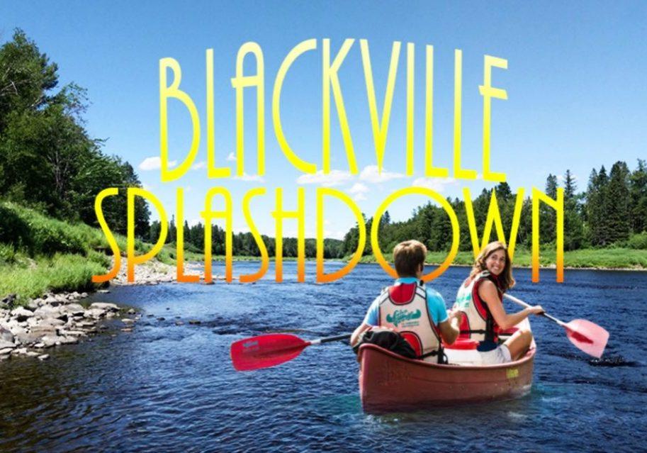 Blackville-Splashdown-Poster