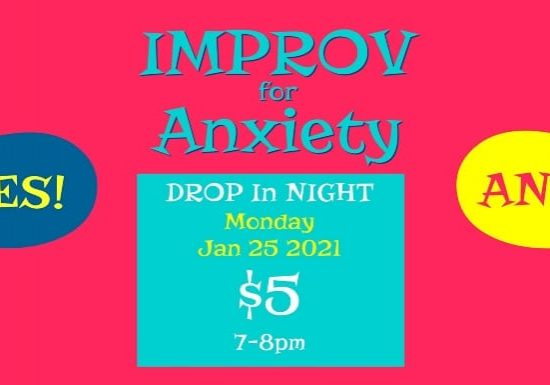 IMPROV-for-Anxiety