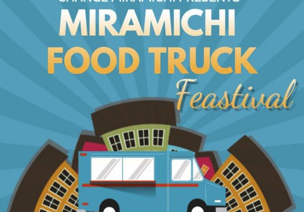 Logo of Miramichi Food Truck FEASTival