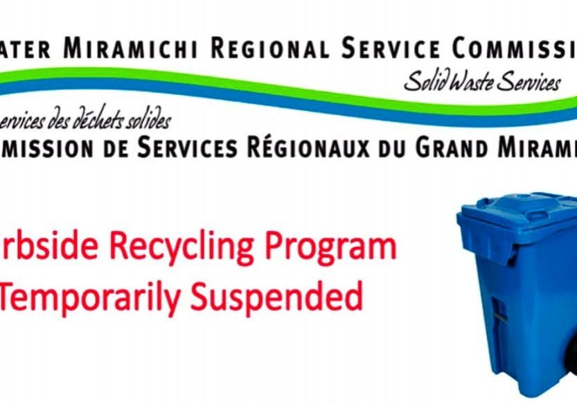 Recycling Suspended