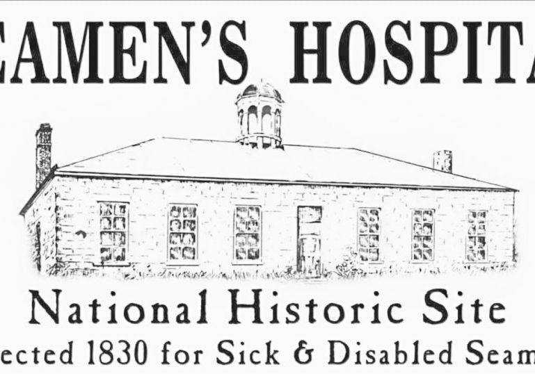 Seamans Hospital National Historical Site